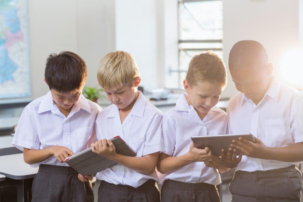 La tecnología WiFi en el salón de clases