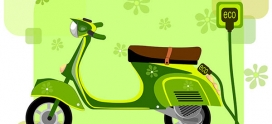Ven motocicletas eléctricas como opción de transporte para zonas urbanas