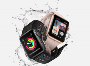 Develan Apple Watch 3 con señal celular independiente