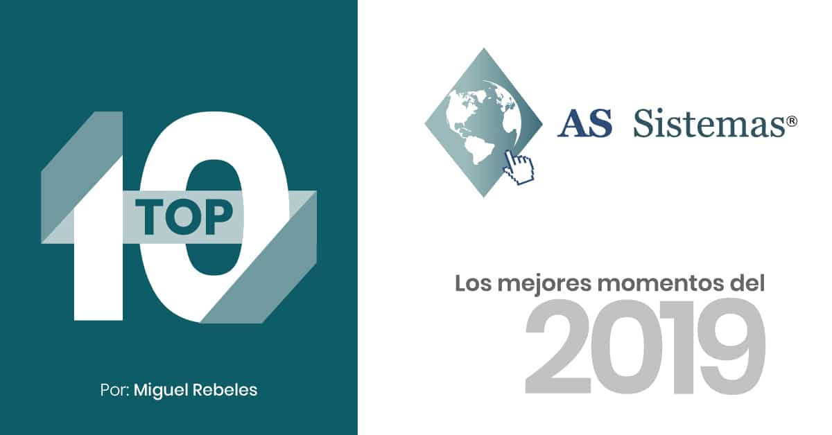El TOP10 de AS Sistemas del 2019